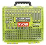 Ryobi A981952QP 195 Piece Drilling and Driving Kit