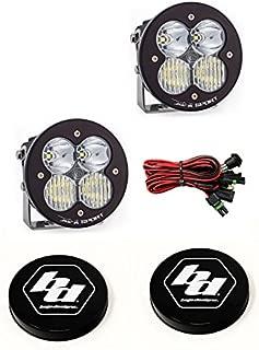 product image for Baja Designs XL-R Sport LED Pair Driving/Combo Light Kit & Rock Guards Black