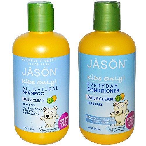 Organic shampoo kids