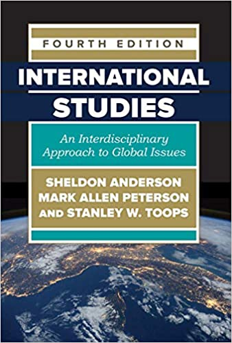 Image for International Studies: An Interdisciplinary Approach to Global Issues