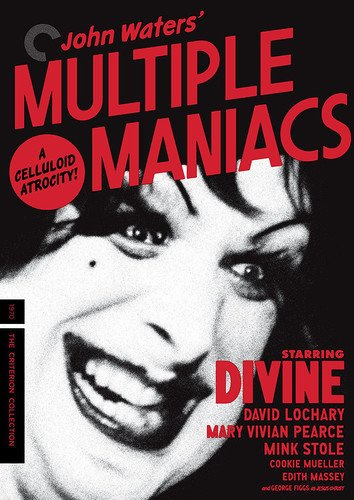 Multiple Maniacs by Criterion