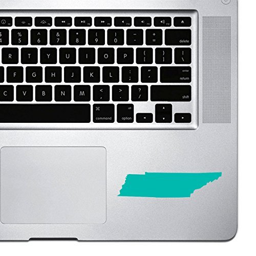 見事な StickAny Palm B078ML5JGC Series Macbook Tennessee TN Sticker for Macbook Pro Palm Chromebook and Laptops (Turquoise) [並行輸入品] B078ML5JGC, スカイショップ小笠原Express:95e03767 --- a0267596.xsph.ru