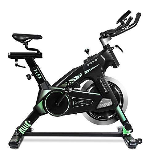 🥇 Cecotec Bicicleta Indoor Extreme 25. 25kg Volante inercia