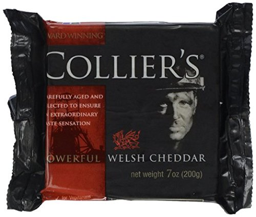 Collier's Powerful Cheddar, 7 oz. (6 pack)