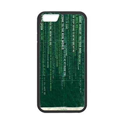 Amazon.com: the Matrix Case Cover For Ipod Touch 5 the ...