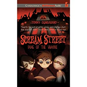 Scream Street Audiobook