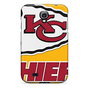Hot New Kansas City Chiefs Case Cover For Galaxy S4 With Perfect Design