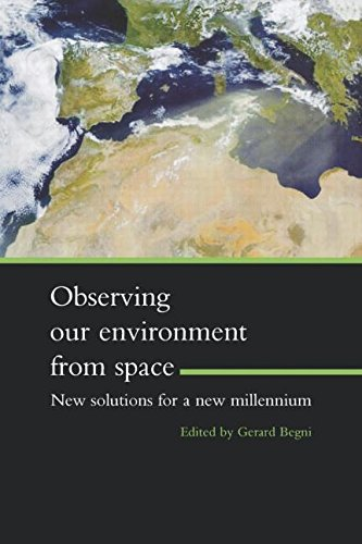 Download Observing Our Environment Space pdf
