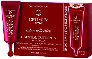 OPTIMUM Hair Care Salon Collection, 1 Pound, Pack of 1
