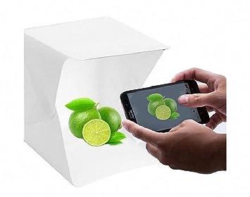 GH GHawk Kit de Estudio fotográfico portátil, Kit de Caja de Carpa ...