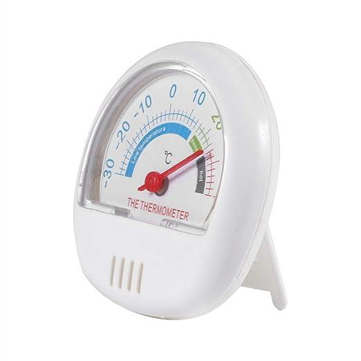Taoytou Frigorífico Termómetro Puntero Dial Refrigerador ...