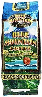 Blue Mountain Hawaiian Gold Kona Coffee Whole Bean 10 Oz. - 3 Pack