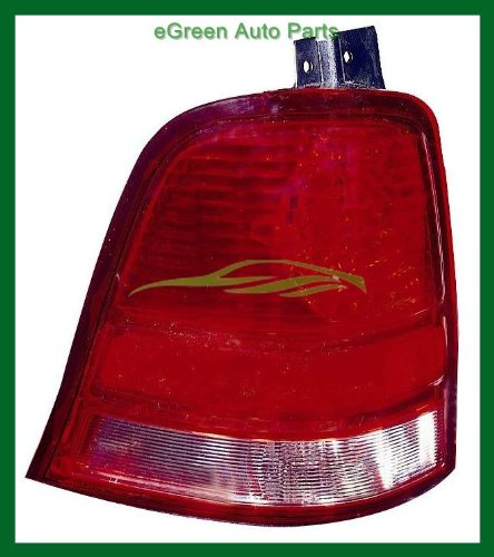 - EAGLE EYES LEFT REAR/BACK TAIL LIGHT TAILLIGHT TAIL LAMP