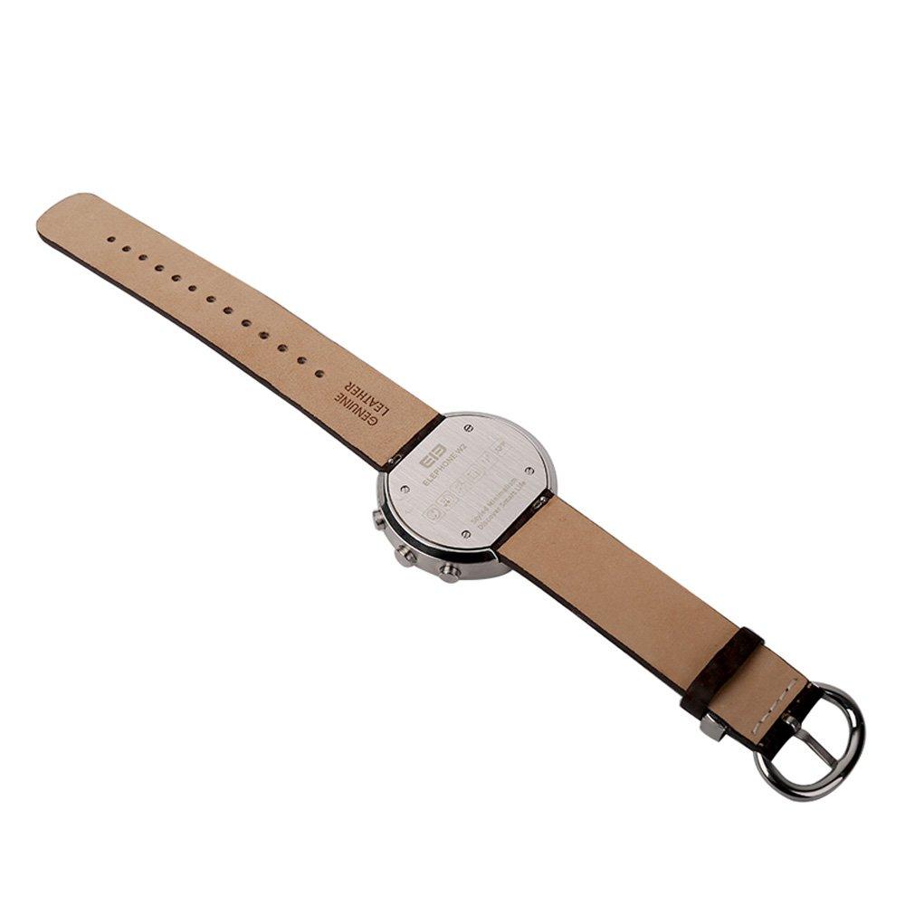 Elephone W2 Bluetooth Smart Watch Reloj de Pulsera Deporte ...
