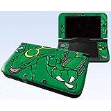 Nintendo 3DS XL Skin Vinyl Decal - Pokemon Rayquaza Emerald 2 Version