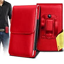 Cubot S308 Case Vertical Soft PU Leather Side Pouch Holster Case Cover with Belt Clip and Magnetic Closure Flap for mobile phone smartphone Pouch