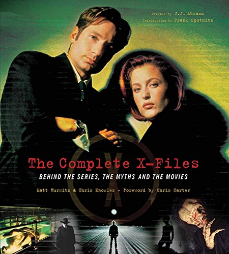 The Complete X-Files: Behind the Scenes, the Myths, and the Movies (The Program Hurwitz compare prices)