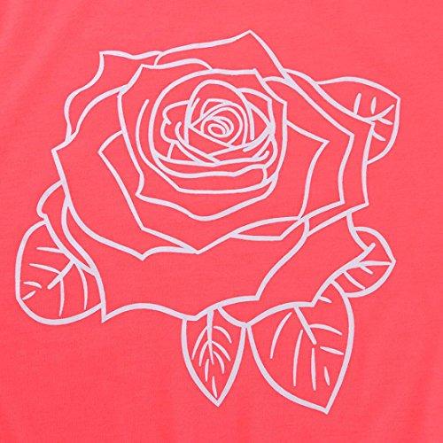 Corta Vintage Rosso Shirt Manica Magliettemoda Signore Tumblr Stampata Top Estive Maglietta Beautyjourney Camicetta T Donna Vestiti Divertenti Ragazza m0ONynwv8