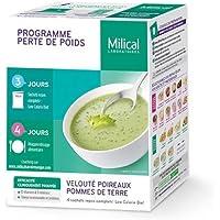 Milical Programme Perte de Poids Velouté 4 Sachets - Poireaux/Pommes de Terre