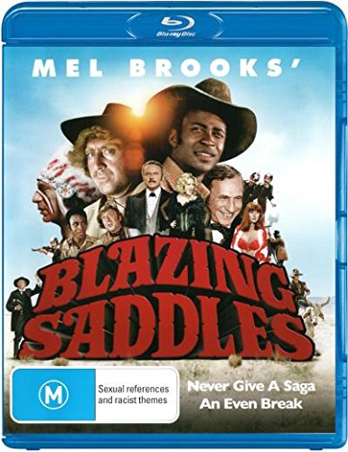 Blazing Saddles 40th Anniversary Blu ray product image