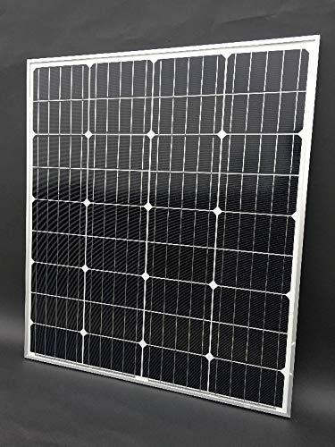 80W ソーラーパネル(高品質高耐久高発電効率) 12V/80W 【SOLAR-SIGEN-80W】 B078MW58NR