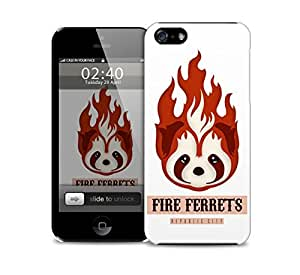 fire ferrets iPhone 5 / 5S protective case