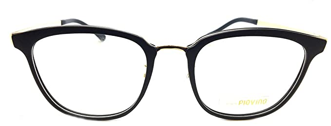 c9fdade5c9 Image Unavailable. Image not available for. Color  New Piovino Prescription  Eyeglasses ...