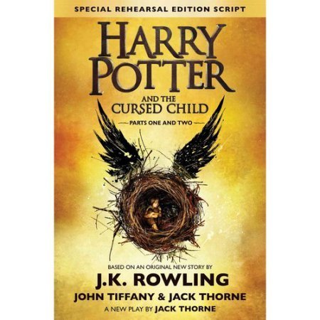 Harry Potter Cursed Child Production