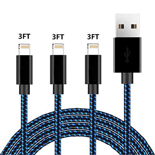 SHARLLEN Lightning Certified Charging Compatible