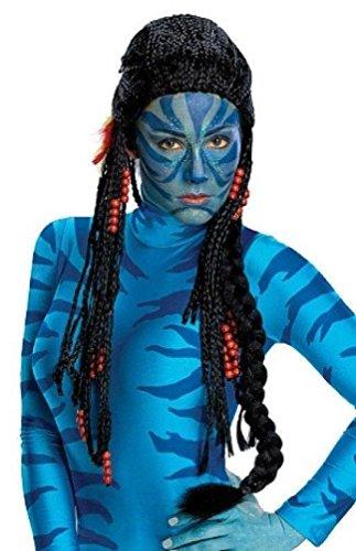 Neytiri Wig Costume Accessory ()