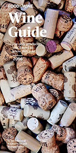 Food & Wine Wine Guide 2016