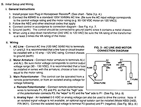 51IELmHeyHL._SX466_ amazon com kbwd 16 (8607) dc drives chassis industrial & scientific  at bakdesigns.co