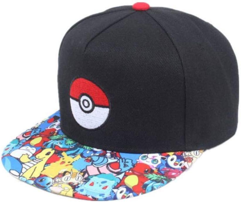 MAOZIJIE Cosplay Juego para Móvil Pokemon Go Gorra De Béisbol ...