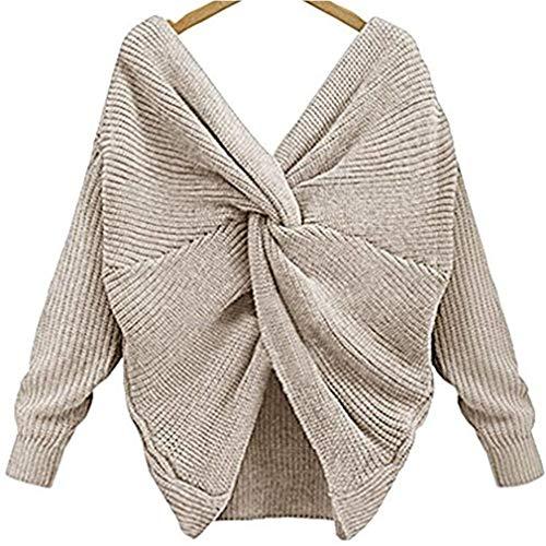 Femme El Pullover Tricot Femme Femme Tricot Pullover El Pullover El Femme Pullover Tricot El Tricot wSgpwRUxa