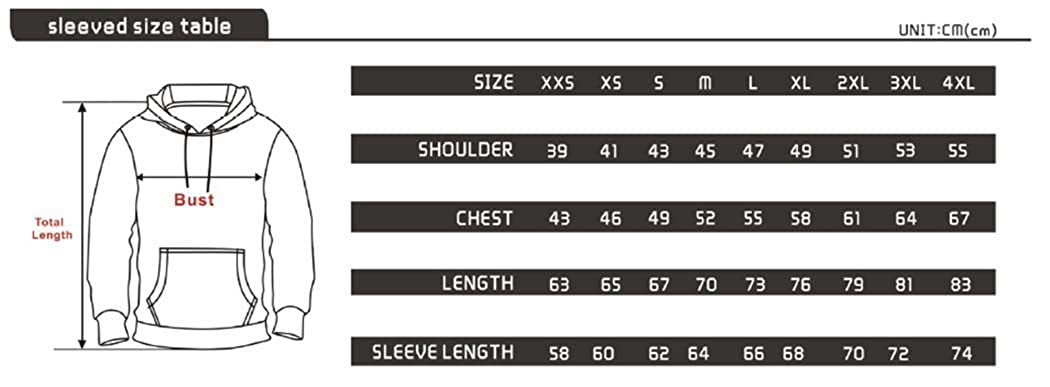 TinaFan Long Sleeve Hoodies Harajuku Casual Coat Autumn Streetwear Print Hoodies Sweatshirts Men Women L