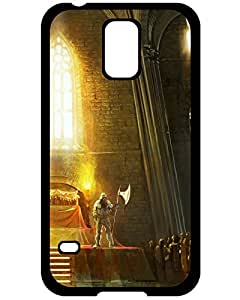 Naruto for Galaxy S5's Shop Hot 2015 Pretty Samsung Galaxy S5 Case Cover/ The Witcher High Quality Case 6682728ZB373898517S5