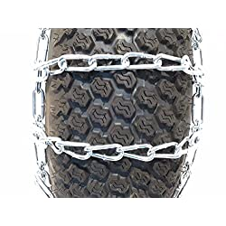 The ROP Shop TIRE Chains for John Deere 110 112 14