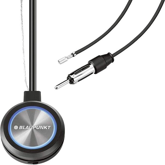 Blaupunkt A-RG01-E - Antena de radio, negro