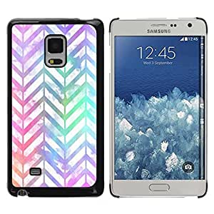 LASTONE PHONE CASE / Slim Protector Hard Shell Cover Case for Samsung Galaxy Mega 5.8 9150 9152 / Iridescent White Purple by ruishername