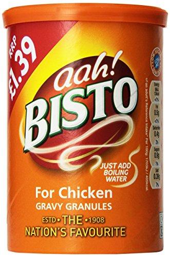 Bisto Gravy Granules for Chicken 170g Drum - Pack of 6