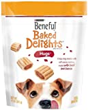 Beneful Baked Delights Dog Snacks, Hugs, 8.5-ounce Pouch, Pack of 5 For Sale