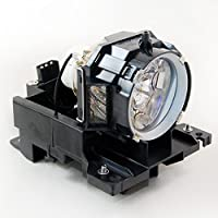 Hitachi CP-X809 LCD Projector Assembly with Original Projector Bulb