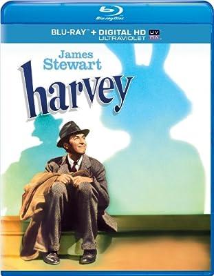 Harvey (Blu-ray + DIGITAL HD with UltraViolet)