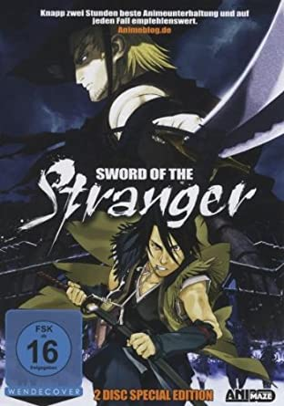 Sword of the Stranger [Alemania] [DVD]: Amazon.es: Masahiro ...