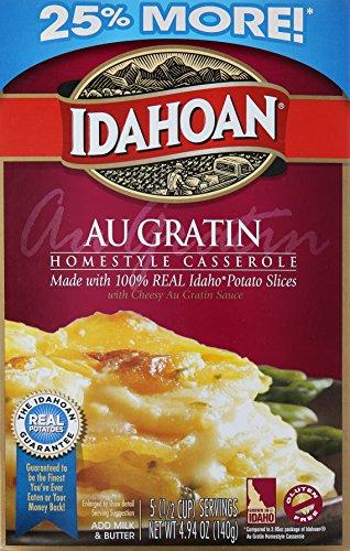 Idahoan Au Gratin Homestyle Potato Casserole Mix, 4.94 oz