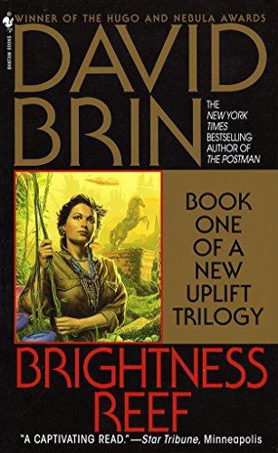 Brightness Reef (The Uplift Trilogy, Book 1)