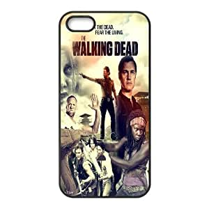 The walking dead season 5 hard pattern case cover For Iphone 4 4S case cover TV-WALKING-S54366