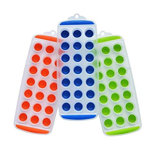 BNYD Cube Trays Round Cubes