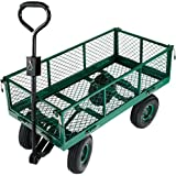 Green Thumb TC4211-1 Professional Garden Cart With Steel Frame Review
