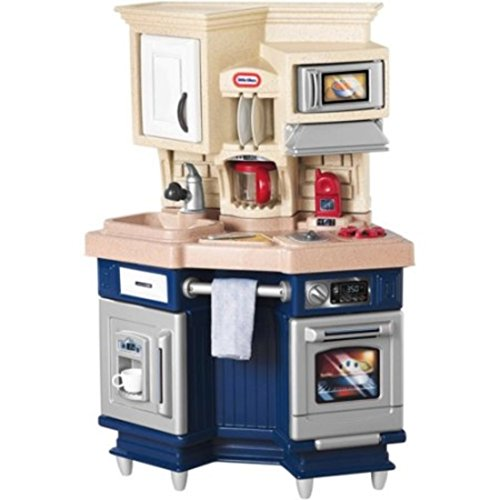 Adorably Designed Super Chef kitchen With Accessories by Little Tikes Chef